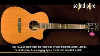 Goodall RGCC Acoustic Guitar Demo at Sound Pure