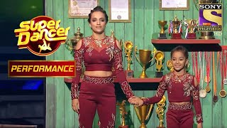 Anuradha And Jayshree Send Out Message On Women Power  | Super Dancer Chapter 3 - SETINDIA