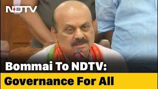 Basavaraj Bommai, With BS Yediyurappa's Blessing, Takes Charge - NDTV