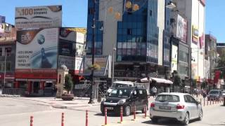 Streets of Malatya Turkey