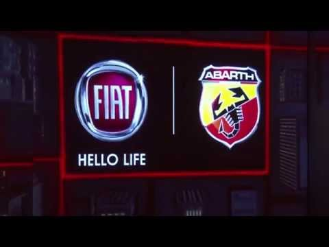 The Abarth Punto Launch