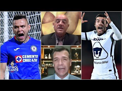 ANÁLISIS Cruz Azul venció 1-0 a Pumas con POLÉMICO penal de Cabecita Rodríguez   Futbol Picante