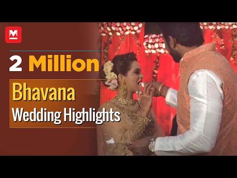 Bhavana Wedding Highlights