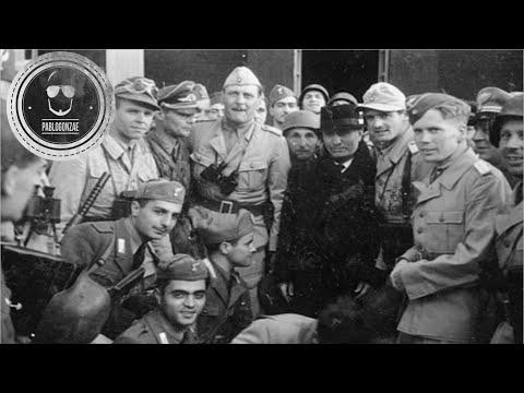 Operación Eiche (Comandos especiales de la SS)