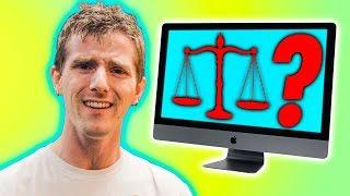 Is Apple's behavior ILLEGAL?? - iMac Pro Repair Pt. 2
