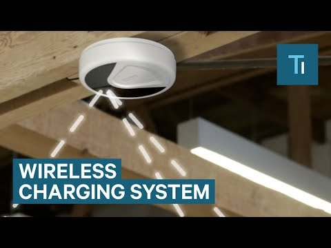 Charge Your Device Anywhere In The Room