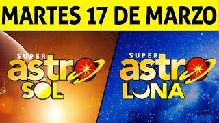 Resultado de ASTRO SOL y ASTRO LUNA del Martes 17 de Marzo de 2020 | SUPER ASTRO ????????????