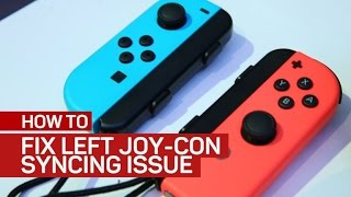 How to fix your Nintendo Joy-Con connectivity issues