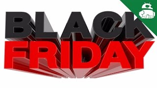 Black Friday 2015 - Our favorite deals!