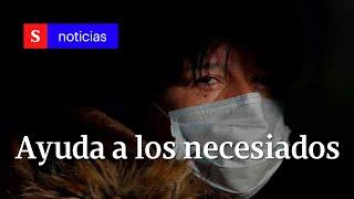 Covid-19, temblor en Colombia y la ayuda a los más necesitados   Semana Noticias