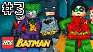 LEGO Batman 100% Walkthrough - Two-Face Chase (HD Let's Play)