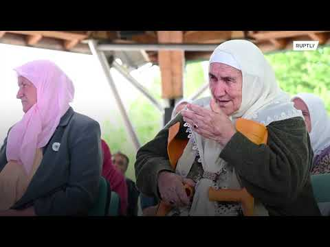 UN tribunal upholds Ratko Mladic's genocide conviction