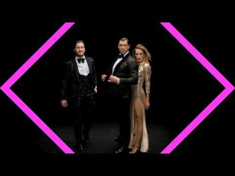 connectYoutube - Monday on 'The Real': Val and Maksim Chmerkovskiy, and Peta Murgatroyd