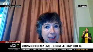 Research shows lack of vitamin D plays a role in COVID-19 mortality rate