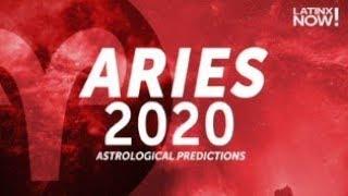 ARIES 2020 Horoscope Predictions | Latinx Now! | Telemundo English