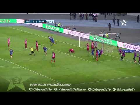 إتحاد طنجة 2-1 المغرب التطواني هدف حمزة الموساوي