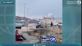 قرود تهاجم مواطن