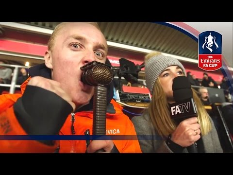 Southampton v Arsenal Special (W/ Theo Baker) 2016/17 Emirates FA Cup Show - Round 4 | Matchday