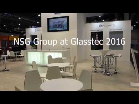 NSG Group at Glasstec 2016