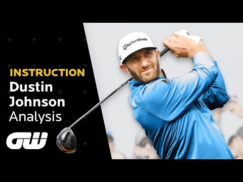 Dustin Johnson Breaks Down His Golf Swing | Swing Analysis | Golfing World