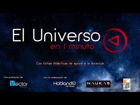El Universo en 1 Minuto: Promo