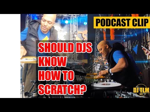 Should DJs know how to scratch? - Share The Knowledge