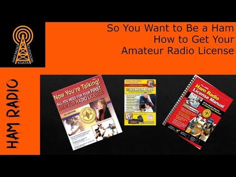 How to Get Your Ham Radio License