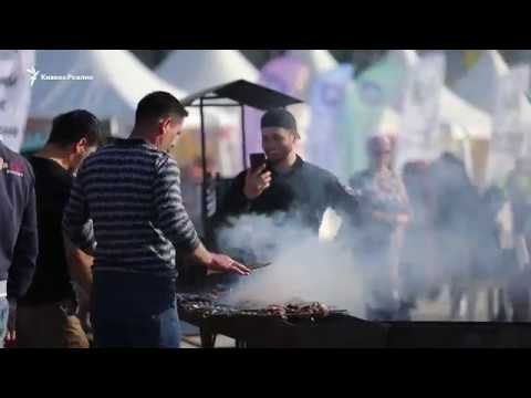 """""""Шашлык-машлык"""" в Чечне: еда, лезгинка и ремесла photo"""