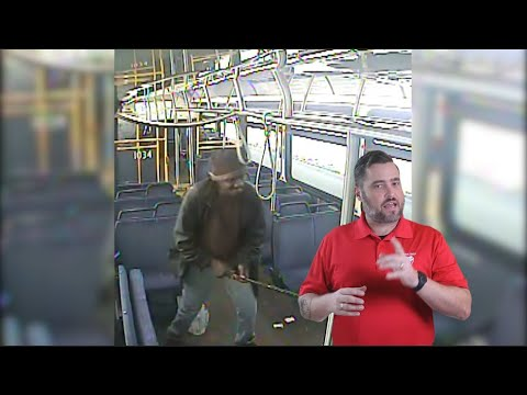 Connecticut Bus Driver Responds To Angry Passenger