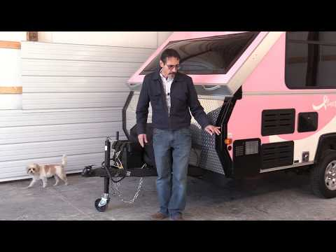 How To Build a portable solar battery charger for your Aliner Ranger , Boat, RV. DIY