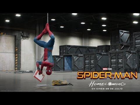 SPIDERMAN: HOMECOMING. El mejor Spider-Man de todos los tiempos. En cines 28 de julio.
