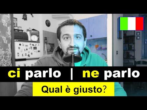 Le particelle CI e NE: come non confonderle (Impara l'italiano con Luca!)