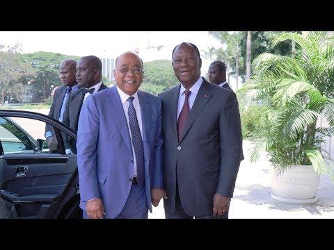 Entretien avec Dr. Mo Ibrahim, Président de la Fondation Mo Ibrahim