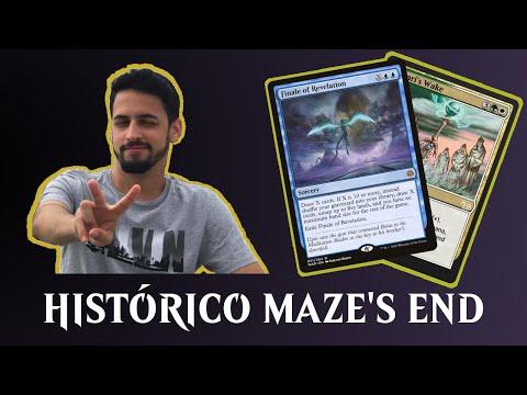 Maze's End com Ariel Rodrigues