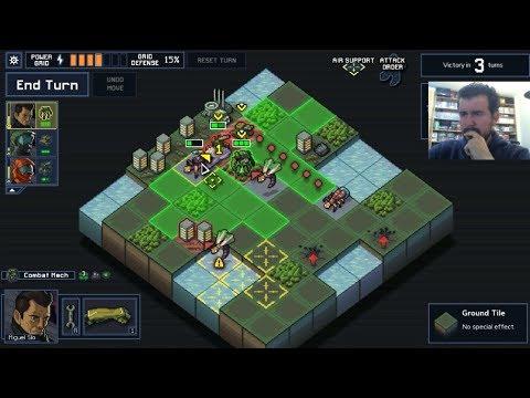 INTO THE BREACH (PC) - Lo nuevo de los creadores de FTL    Gameplay en Español