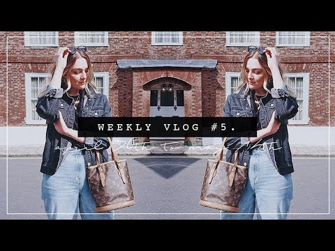 WHAT I DID THIS WEEK | WEEKLY VLOG #5 | I Covet Thee