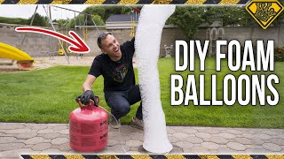 DIY Helium Cloud Generator