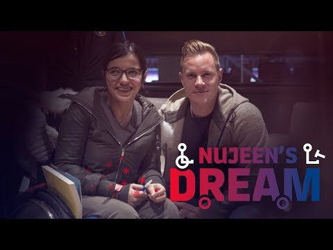 Sharing Dreams: Nujeen's dream