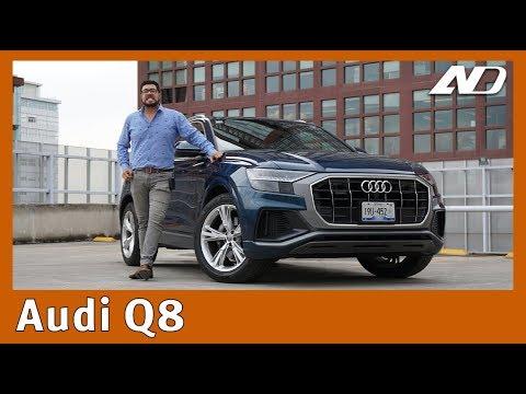 """Audi Q8 - Diseño, lujo y tecnología ¿La nueva reina del segmento"""""""