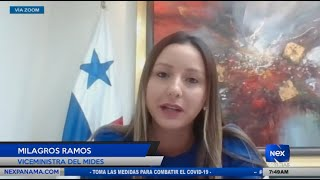 Entrevista a Milagros Ramos, Viceministra del Mides