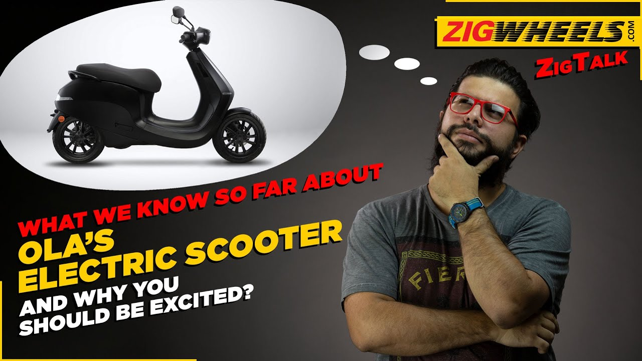 Ola Electric Scooter Incoming | From Cabs To Your Garage, What To Expect From Ola's Upcoming EV?