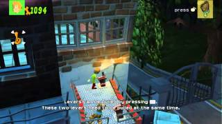 Scooby-Doo! First Frights - Episode 1 (1/4) Level 1: Entering The School