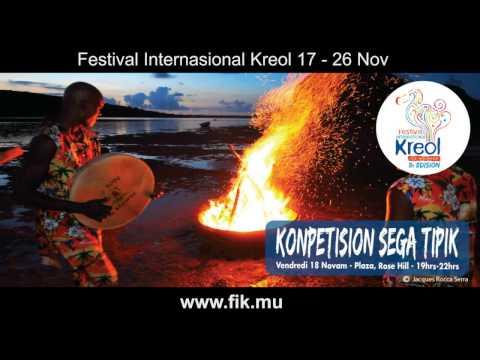 Festival International Kreol 2016