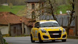 Suzuki Rally Trophy:  Rally del Ciocco 2017