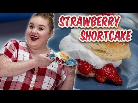 Elise Makes Classic Strawberry Shortcake | Smart Cookie | Allrecipes.com