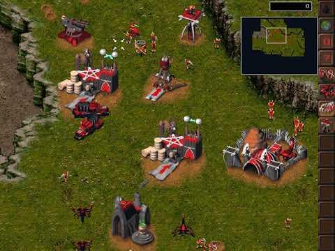 KKND: Krush Kill 'N Destroy (Evolved: Mission 14) (Beam Software) (MS-DOS) [1997] [PC Longplay]