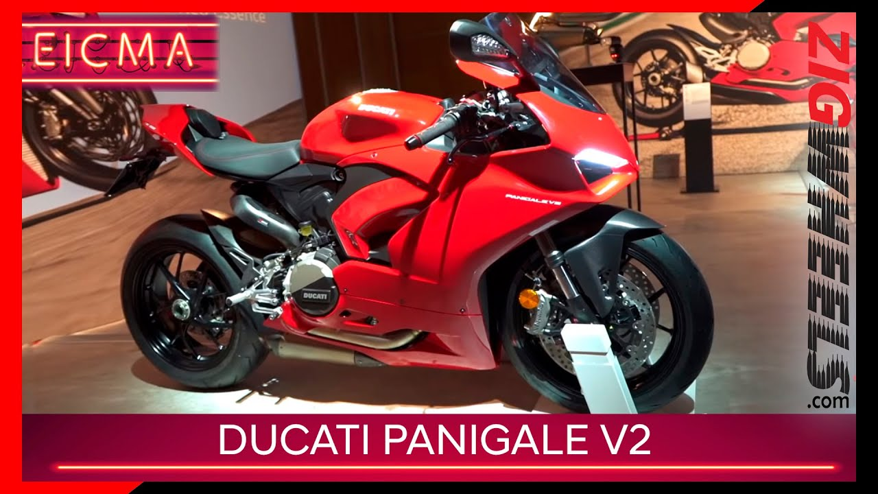 Ducati Panigale V2   The 959 Is Back & Better   EICMA 2019