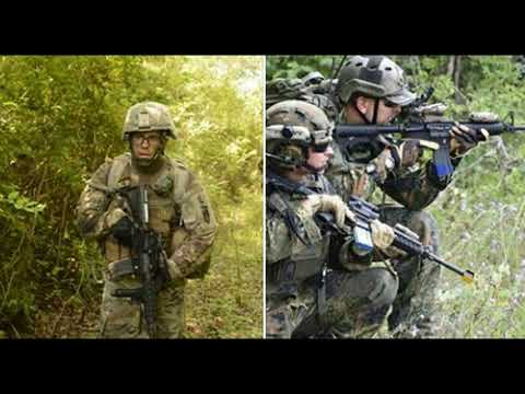 MICHIGAN: Military Units from 9 Countries and 12 States Are Training