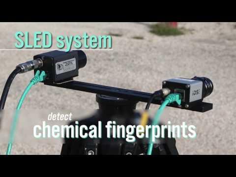 SwRI Leak Detection using SLED