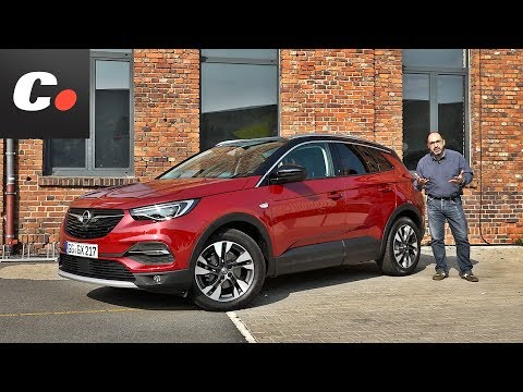 Opel Grandland X 2017 SUV | Primera prueba / Test / Review en español | Coches.net